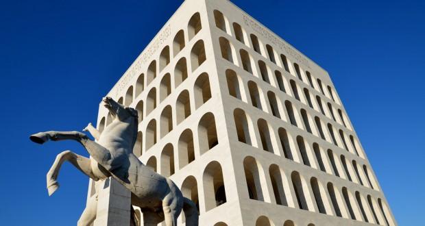 Les Grands Travaux Mussoliniens