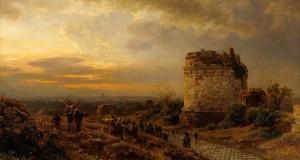 Le mausolée de Caecilia Metella