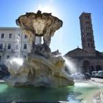 Cinq Jours à Rome – 3/5 du Vélabre au Celio