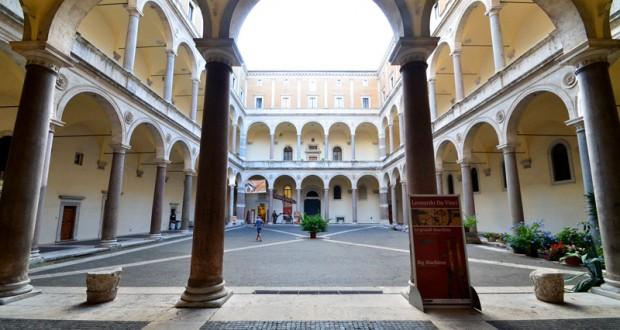Le Palais de la Chancellerie