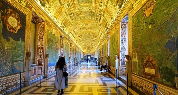 Le Palais du Vatican