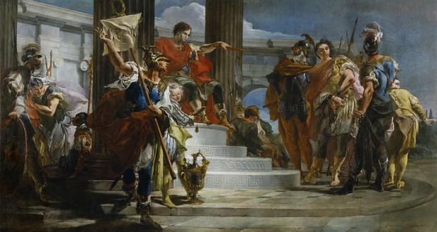 Gianbatista Tiepolo, le maître du 18e