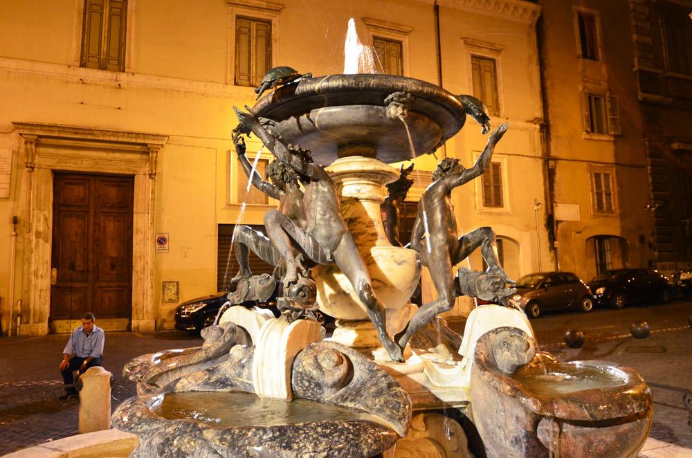 Le ghetto de rome italie decouverte for Fontane da laghetto