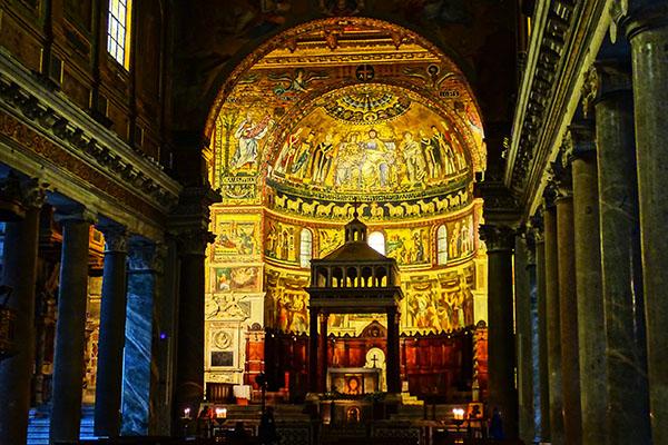 Santa Maria in Trastevere2