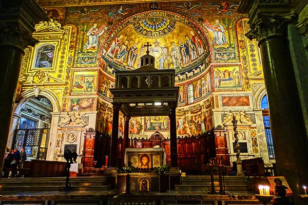 Santa Maria in Trastevere3