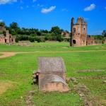 Via Appia Antica - Circo di Massenzio