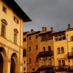 Arezzo – Pétrarque et Della Francesca