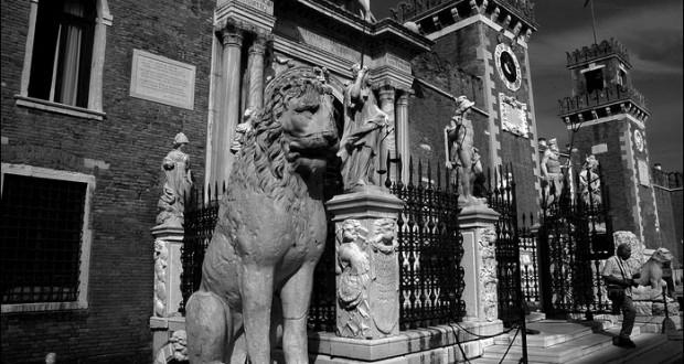 Histoire de l'Arsenal de Venise