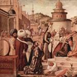 Carpaccio, le mouvement et la couleur
