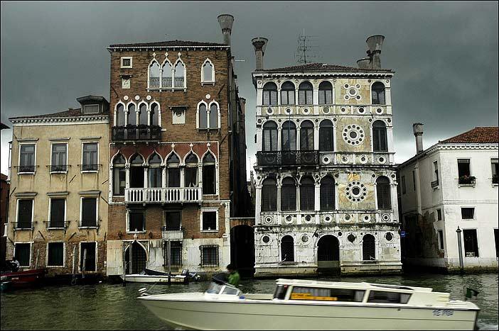 Palazzo Dario sur le Grand Canal