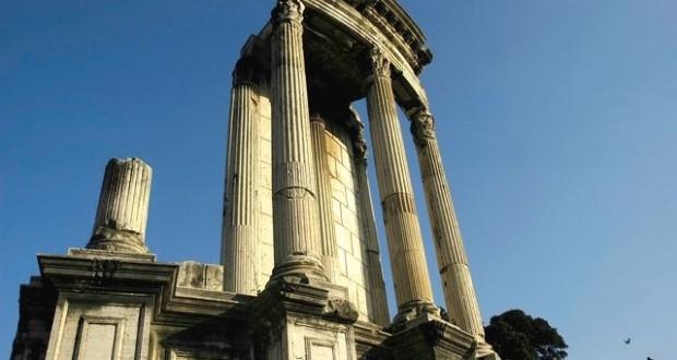 Les Forums et le Palatin