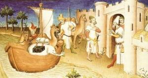 Marco Polo, commerçant et découvreur