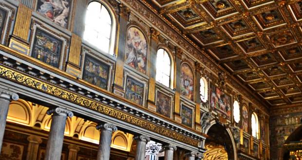Sainte Marie Majeure – Les Mosaïques