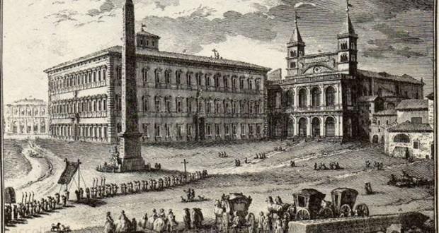 Le palais du Latran