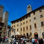 San Gimignano et ses gratte-ciel médiévaux