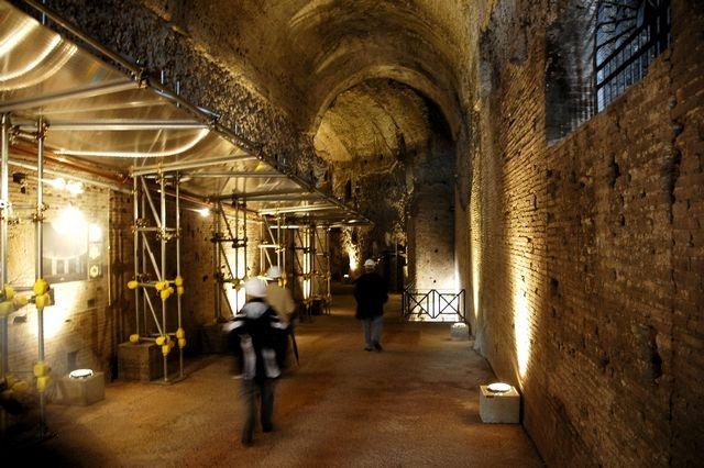 domus-aurea-entree-des-fouilles