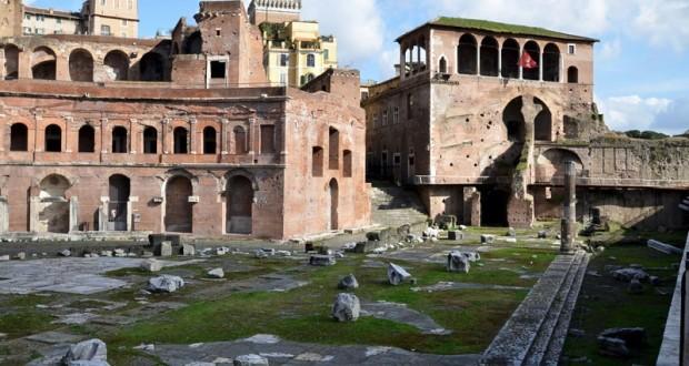 Le Forum de Trajan