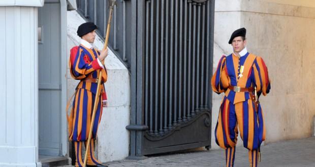 Vatican – La Garde Suisse