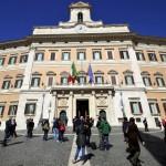 Le Palais Montecitorio