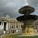 Vatican – La Place Saint Pierre