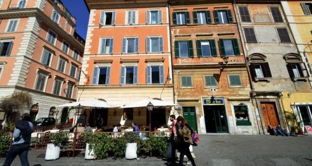 Trastevere et Janicule