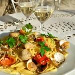 Spaghetti alle Vongole, un plat napolitain