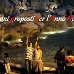 En Italien : Les bonnes résolutions pour la nouvelle année