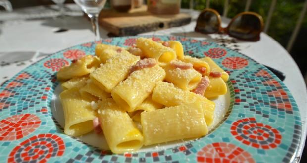 La Pasta alla Carbonara
