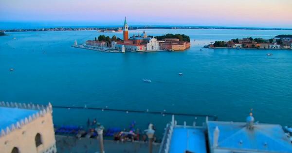 Les places d'Italie… des images de rêve !