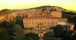 Villa d'este – Le jardin des merveilles vu du ciel