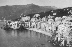 Camogli en 1910
