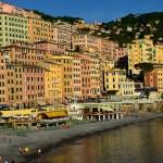 Camogli et ses «gratte-ciel» multicolores