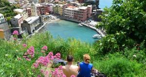 Monterosso- Vernazza  : une randonnée dans les Cinque Terre