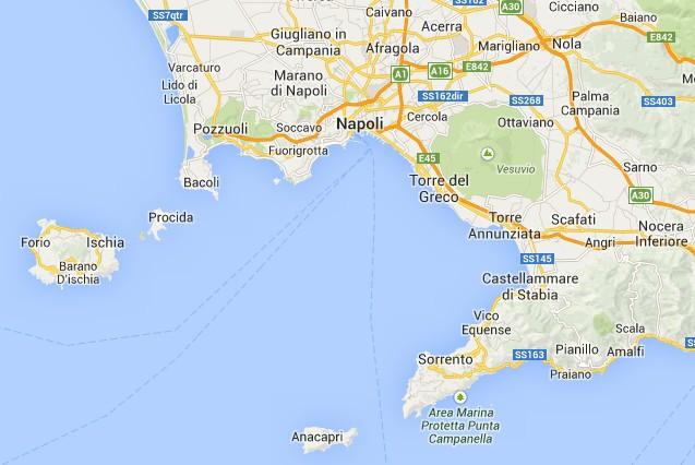 Carte Italie Et Ses Regions.Se Deplacer Autour De Naples 1 Italie Decouverte