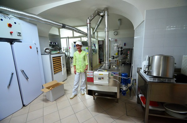 Le laboratoire moderne