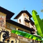 Palais de l'Araignée et Villa du Destin : le quartier Coppedè à Rome