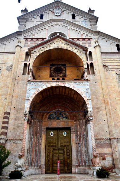 Le Duomo de Vérone