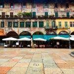 Piazza delle Erbe - Case Mazzanti