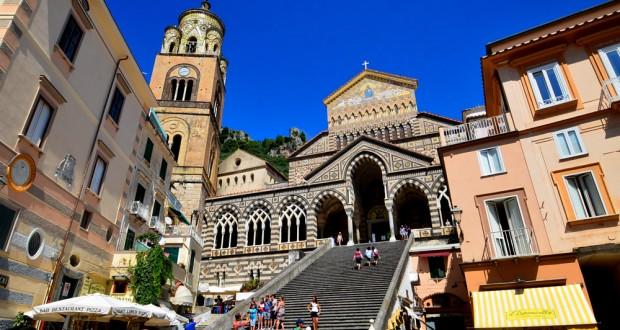 Amalfi, une République Maritime