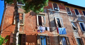 Garbatella, une cité-jardin à Rome