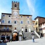 Cortona, une Commune Médiévale de Toscane