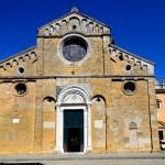 Duomo, la façade