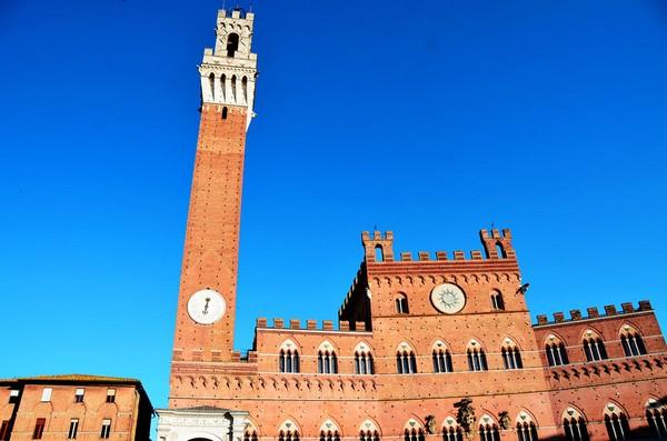 Palazzo Pubblico et Torre del Mangia