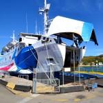 Ferry pour Bonifacio