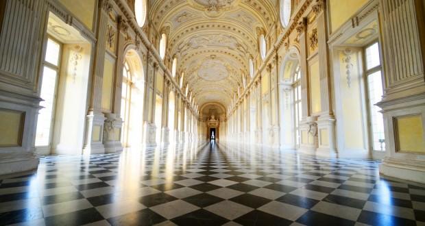 La Venaria Reale, pavillon de chasse et résidence royale…