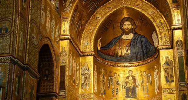 Duomo di Monreale : la plus belle église arabo-normande de Sicile