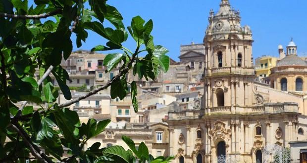 Modica, Baroque sicilien et chocolat Aztèque