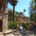 Taormina - Jardins de la villa comunale