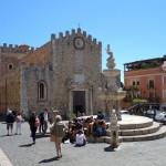 Taormina - le Duomo
