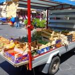 Taormina - Marchand de Légumes